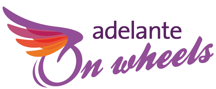 Adelante on wheels